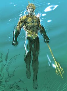 The New 52- Aquaman is a f****** badass. Don't care what anyone says. < - - - Agreed.
