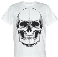 Koszulka z czaszką, skull t-shirt
