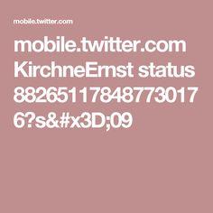 mobile.twitter.com KirchneErnst status 882651178487730176?s=09