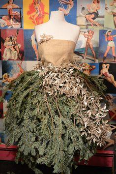 Holiday DIY - Christmas Tree Dress | Ooh La La Boutiques