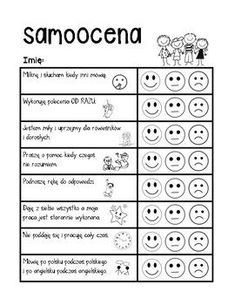 Samoocena / Behavior Self Assessment by Teach Bilingual Be Creative Helen Keller Quotes, Polish Language, Owl Classroom, Lego For Kids, Educational Crafts, Self Assessment, Education College, Speech And Language, Teacher Pay Teachers
