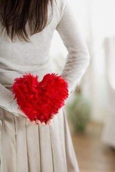 Give your heart away! Red heart #Valentine