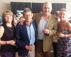 Here's a photo of (from left) Petsecure territory manager Cathy Pruner, Advisory Board chair Dr. Berney Pukay, Ottawa Humane Society executive director Bruce Roney and Petsecure regional manager Karolyne Trottier at the 14th annual Summer Garden Harvest Party.  The event, which took place on Sunday,was a fundraiser for the Ottawa Humane Society, featuring dishes prepared by some of Ottawa's top chefs.