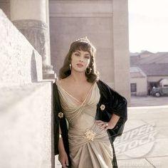 Gina Lollobrigida / Solomon And Sheba 1959 directed by King Vidor