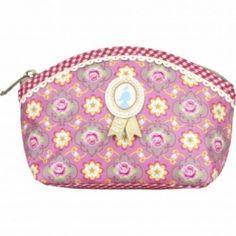 Smallcosmetic bag van PiP Studio. Roze. #cosmeticbag #Pipstudio #tas #Decodomus