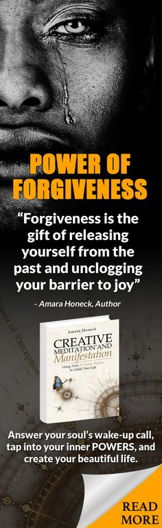 """Creative Meditation and Manifestation teaches you to access the inner POWERS we all possess and put them to work building a pathway to your greatest happiness. ---- """"Creative Meditation and Manifestation: Using Your Innate 21 Powers to Create Your Life"""" by Amara Honeck"""