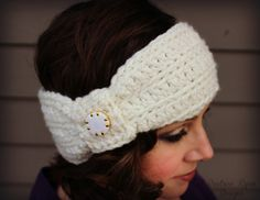 Wintertide Headband Free Pattern
