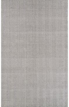 The no-pile, handloomed, flat-woven rug is made out of pure cotton fibers that enhance the look of any space. Soft and versatile, this durable rug comes in various colors and sizes to suit any contemporary setting.