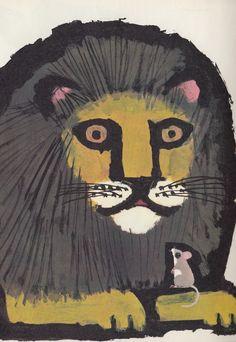 Celestino Piatti's Animal ABC (1965).