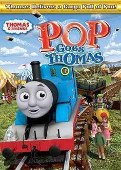 Thomas & Friends-Pop Goes Thomas (Dvd) (Ff/Eng/Fren/Span/2.0 Dol Dig)