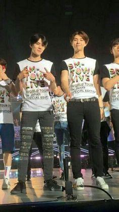 Sehun and Johnny Nct 127, Nct Johnny, Kpop Couples, Pre Debut, Exo Memes, Na Jaemin, Winwin, Kpop Boy, My Favorite Music