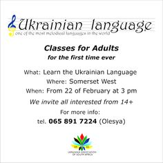UAZA opened Ukrainian language school for adults in South Africa #poster #graphicdesign #ArtFields #ukrainianschoolforadults #ukrainianschool #ukrainianclasses #loveyourmothertongue #ukrainianschoolinsouthafrica #ukrainiansincapetown #ukrainiansinsouthafrica #ukrainians_of_south_africa #ukrainiandiaspora #uaza #ukrainiansofsouthafrica #uaza #uazacoza #ukrainianculture #українцівпар #українцізакордоном