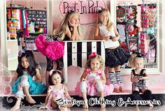 Wholesale Children's Clothing & Boutique Supplies   Pout in Pink.