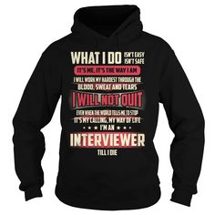 Interviewer We Do Precision Guess Work Knowledge T-Shirts, Hoodies. Get It Now!