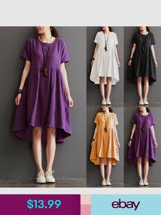 Zanzea Dresses #ebay #Clothing, Shoes, Accessories