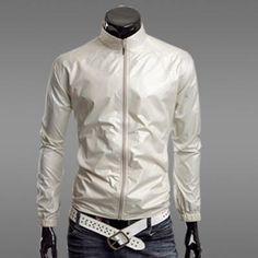 Windbreaker speed drying slim sports jacket men`s coat - ebuy24hours.com
