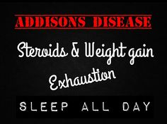 Addison's awareness