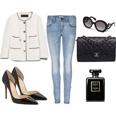 """""""I Love Chanel"""" by stepkasia on Polyvore"""