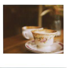 nan & pop loved their tea