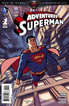Adventures of Superman #1 variant - Violent Minds; Fortress; Bizarros Worst Day (Issue)