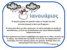 Beginning Of School, Back To School, Greek Language, Great Words, Classroom Organization, Classroom Ideas, Winter Activities, Mothers Love, Kindergarten