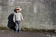 flannery o'kafka: When Dad gets you dressed in the morning.   Babiekins