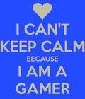 I CANT KEEP CALM BECAUSE I AM A GAMER (Kyuhyun fan)