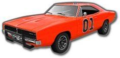 General Lee Die Cut Bumper Sticker