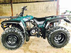 eBay: Yamaha big bear 350 atv farm quad bike in excellent confidence classic bike #motorcycles #biker
