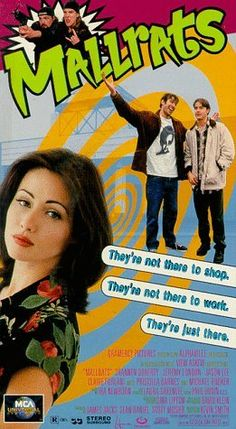 """Mallrats. Also introduced me to one of my new favorite Weezer songs """"Susanne."""" I didn't even know it existed before that."""