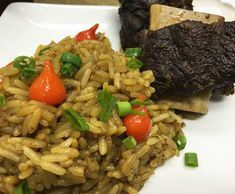 Arroz de Costela