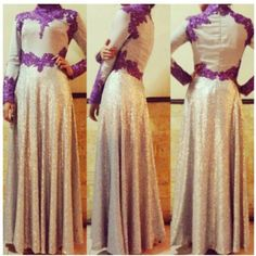 Muslimah gowns