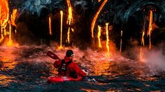 Hawaii. Volcà Kilauea en erupció constant