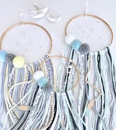 Dream Catcher Craft, Sun Catcher, Dreamcatchers, Give It To Me, How To Make, Unicorn Party, Flamingo, Boho Chic, Weaving