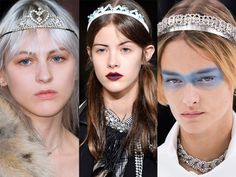 Tiara Time - Spring 2016 Trends Report: The Best Women's Fashion Trends For SS16 | Marie Claire