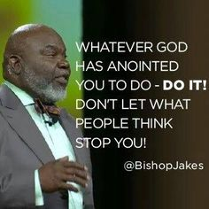 Do It!  TD Jakes The Potter's House Church, Dallas