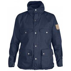 Fjällräven W Greenland Jacket | Gr. XS | Dark Navy | Damen