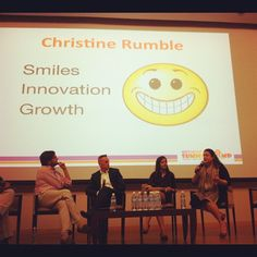 3 points from Christine Rumble. #WITnext #traveljobcamp #Webintravel #travel #SMU #Singapore #university - @webintravel- #webstagram