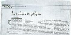 Contracorrientes: Letras contra Letras  -  La cultura bajo asedio
