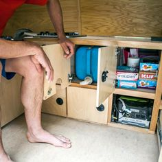 Alex Honnold's Ultimate Adventure Vehicle | Pro Shop | OutsideOnline. #vanlife