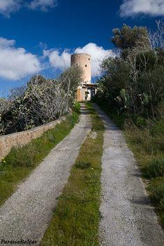 Villa Fermina, Molí de Felanitx, Island of Mallorca, Spain.
