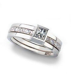 engagement ring re-make idea.