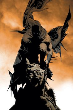 Batman and the Gargoyles!