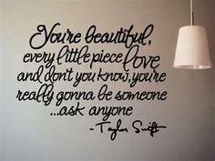love Taylor Swift lyrics