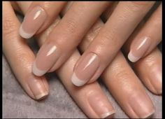 Beautiful thin, strong natural nails. http://www.cheregaterienailspa.com