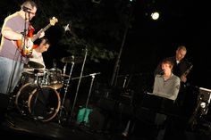 Oct. 5th, 2010 - Gig 330 – Augustana College Homecoming Event – Lower Campus Quad – Rock Island, IL – 8:00-10:00pm