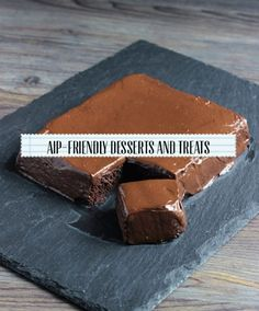 AIP-Friendly Desserts and Treats | Easily Paleo...