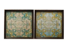Baroque Trays, Asst. of 2 on One Kings Lane today