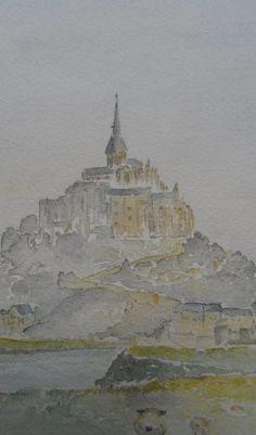 Détail Mont-Saint-Michel