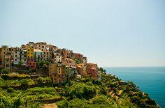 Corniglia, Italy by Rdog Xtreme